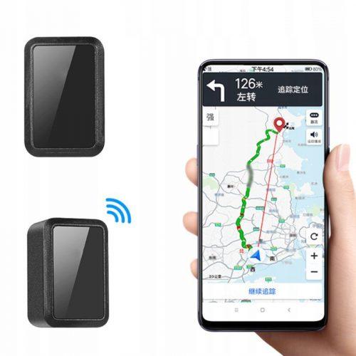 GPS GSM lokalizator do śledzenia pojazdu motoru