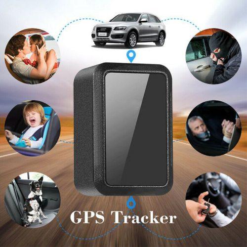 GPS GSM lokalizator GF10 do śledzenia samochodu