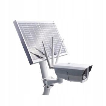 KAMERA GSM 4G BEZPRZEWODOWA +PANEL SOLARNY CAM SIM