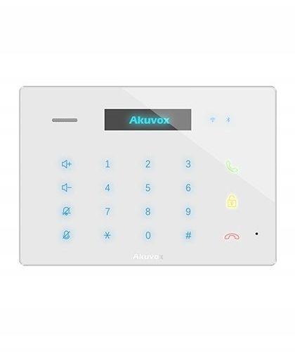 AKUVOX C312S – Unifon SIP głośnomówiący – biały
