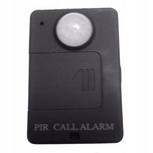 ALARM GSM z kamerą i zdalnym dostępem wysyła SMS
