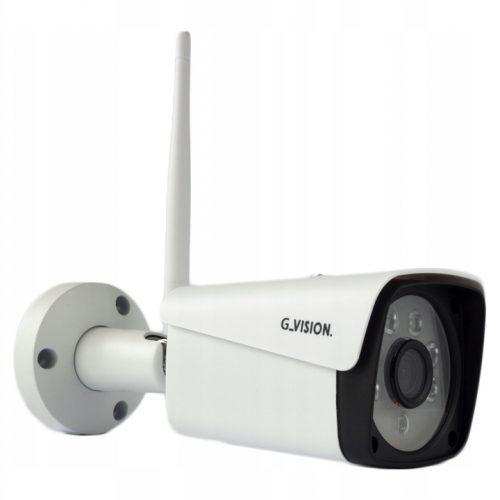Bezprzewodowy monitoring 4 kamery WiFi 2Mpx FullHD