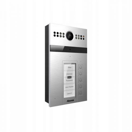 AKUVOX R26B – Panel zewnętrzny 5 przycisków natynk