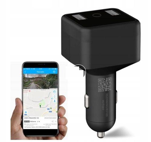 GPS GSM USB ŚLEDZENIE POJAZDU ONLINE