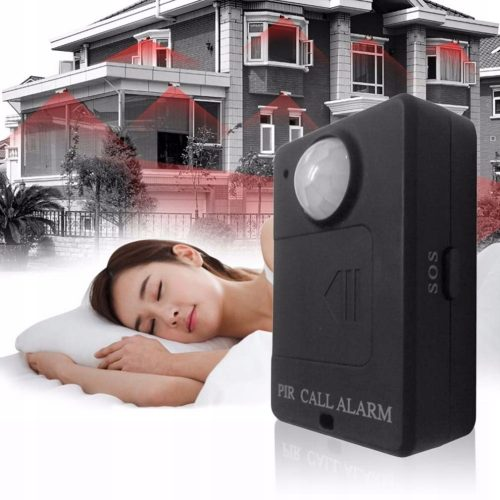 ALARM Podsłuch GSM z kamerą i zdalnym dostępem