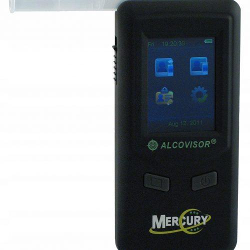 Alkomat Alcovisor Mercury Zestaw fv