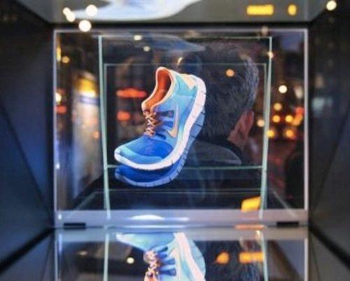 Hologram reklamowy projektor 3D reklama LED NOWOŚĆ