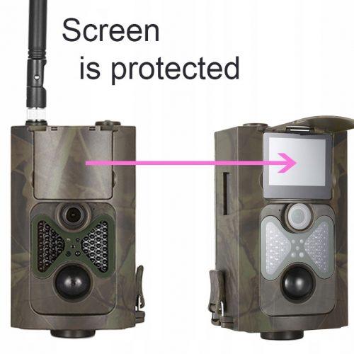 Kamera fotopułapka foto pułapka MMS 3G GSM +SIM