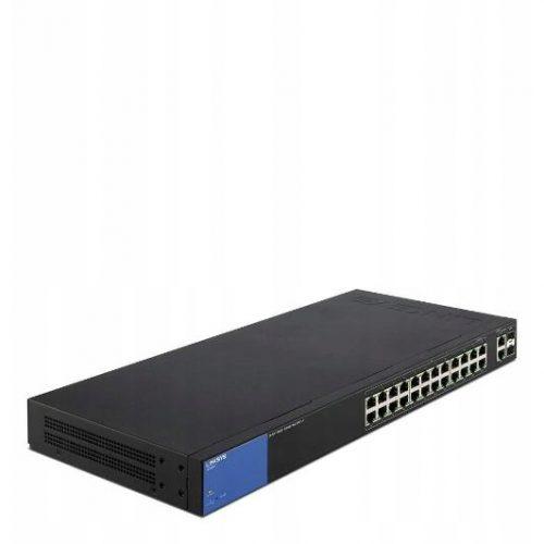 LGS528-EU Switch Linksys (28x 10/100/1000Mbps)