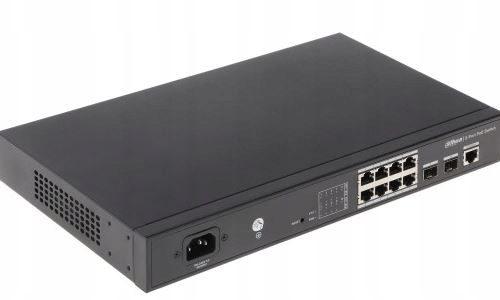 PFS4210-8GT-150 Dahua switch 8 portów PoE