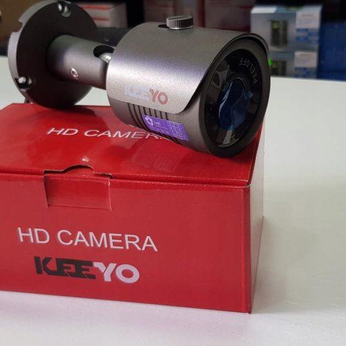 1MPX Kamera AHD zewnętrzna CVI TVI Monitoring IP66