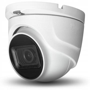 Analogowa Kamera Kopułowa 4K 8MPX IR30 IP67
