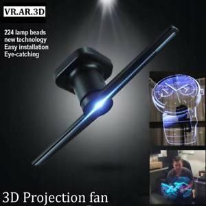 Wyświetlacz reklamowy led 3D Hologram reklamowy