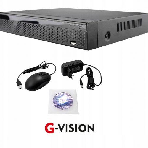 Rejestrator IP 36 kamerowy H.265+ 2xHDD do 12MPX