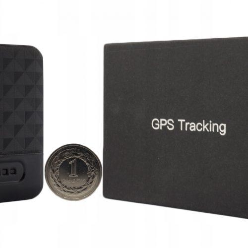 GPS GSM Lokalizator do śledzenia auta magnes neodymowy