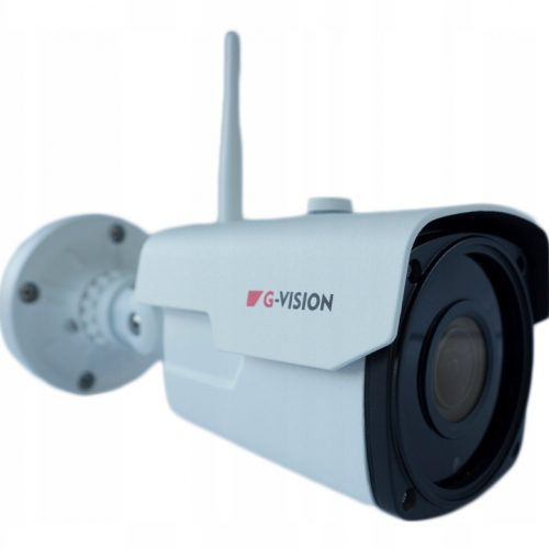 Kamery 5MPx Podgląd ONLINE Zestaw Monitoringu WIFI