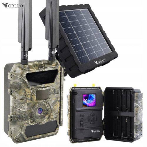 Kamera zewnętrzna Fotopułapka 3G GSM 12Mpx z GPS !