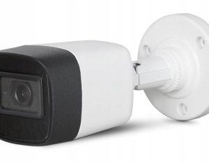 Analogowa Kamera Tubowa 4K 8MPX IR30 IP67 WROCŁAW