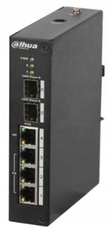 PFS3206-4P-120 Dahua switch przemysłowy PoE