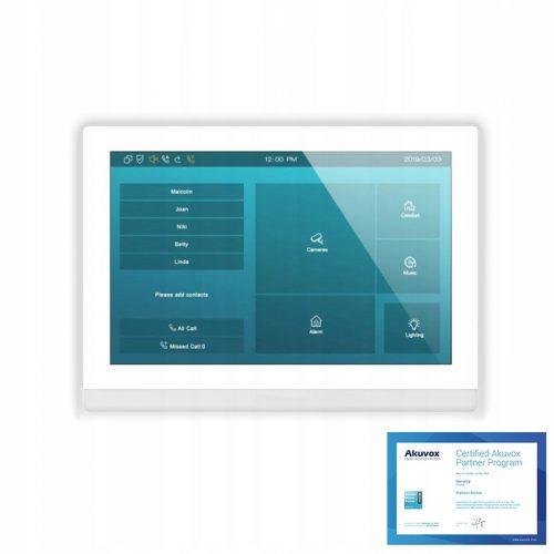 Akuvox C317W – Monitor wideodomofonowy IP 10″