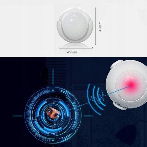 Czujnik Neo Neo PIR Sensor Czujnik ruchu WiFi Neo