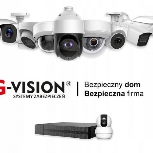 Monitor Hikvision DS-D5022FC(EU) czarny