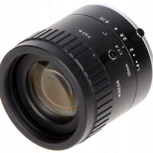 Obiektyw stały C 35 mm mega-pixel dahua