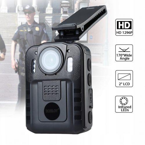 PROFESJONALNA kamera osobista dla medyka lekarza