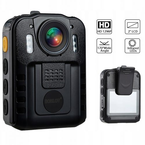 PROFESJONALNA Kamera dla operatora koparki budowy
