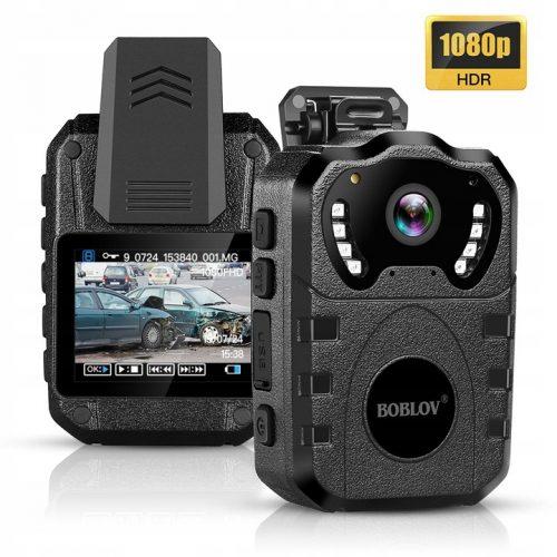 PROFESJONALNA Kamera Policyjna Komornicza FULL HD